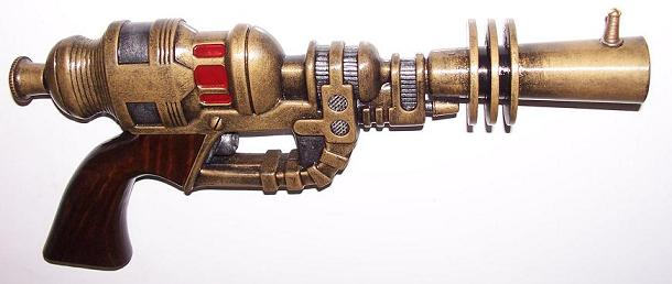 my latest raygun Colt5